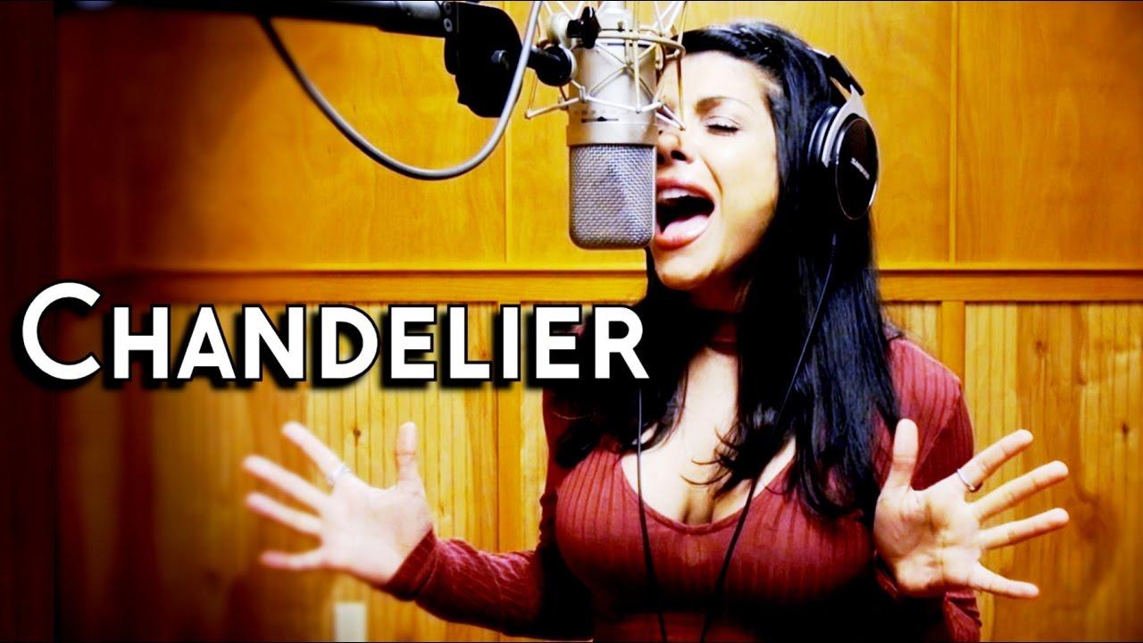 Chandelier - Sia - cover - Sara Loera - Ken Tamplin Vocal Academy ...