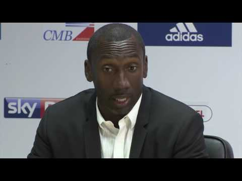 HASSELBAINK CARDIFF CITY v QPR REACTION