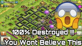 Clash of Clans | Opening Village/Base After 2 Months | You Wont Believe This....