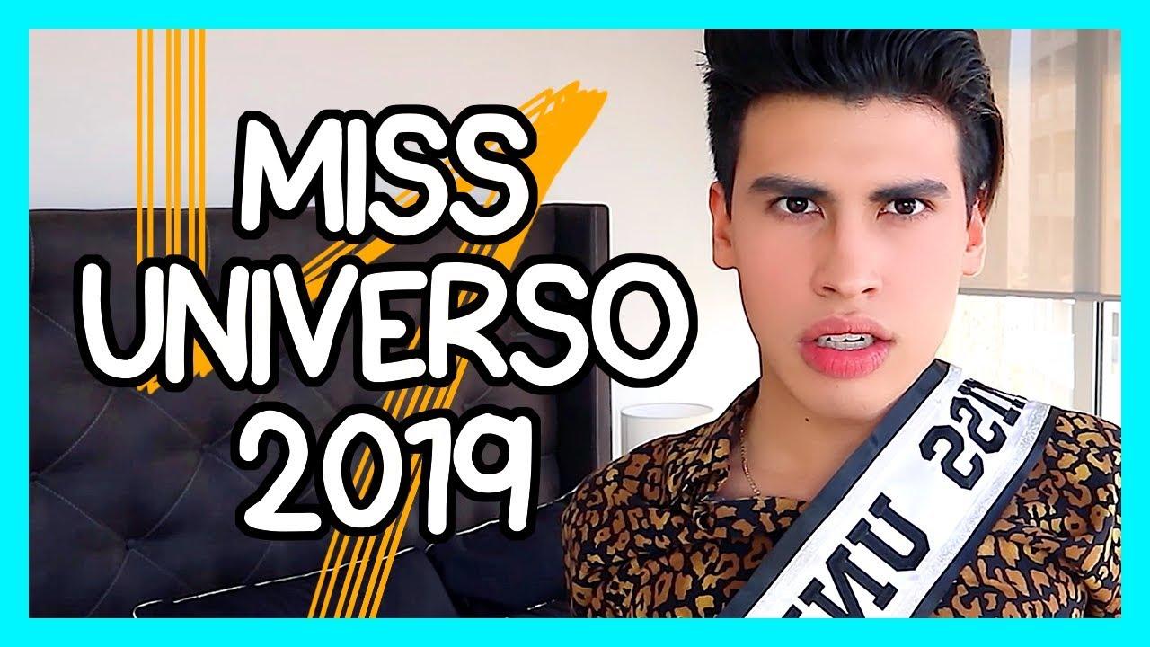 Miss Universo 2019 Con La Divaza Youtube