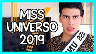 MISS UNIVERSO 2019 CON LA DIVAZA