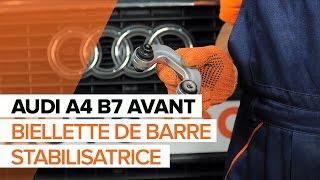 Comment remplacer Biellette de suspension AUDI A4 Avant (8ED, B7) - tutoriel