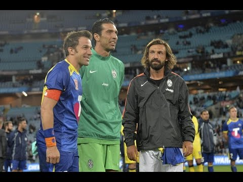 La Juventus incontra Del Piero: festa a Sydney - Juventus and Del Piero: Reunited once again