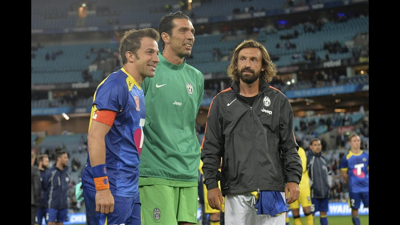 Juventus and Del Piero: Reunited once again
