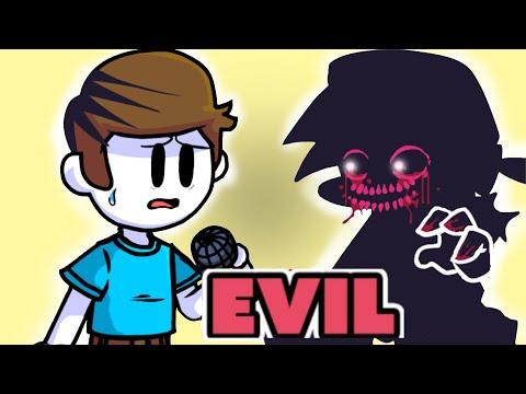 FRIDAY NIGHT FUNKIN Nonsense VS Evil boyfriend DAY 2