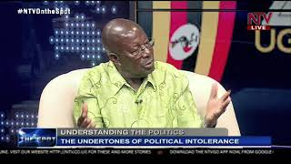 Amanya Mushega on political intolerance in Uganda | ON THE SPOT