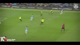 Top 10 Fastest Young Football Playere (U23) 2016/17