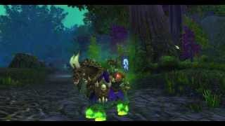 Vicious War Wolf & Vicious Skeletal Warhorse