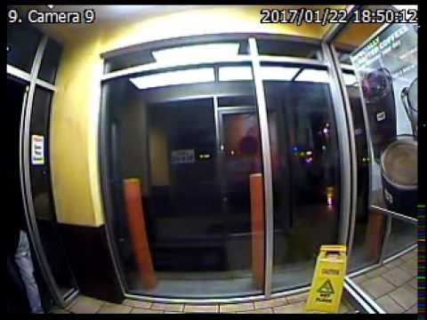 Linden police seek armed robbery suspects