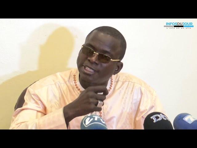 Bassirou Ba Aar Sunu Momeel: le gouvernement de Macky Sall a des  comptes a rendre au peuple