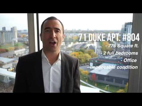 Condo for Sale Downtown Montreal | Ville-Marie | Old Montreal | Griffintown