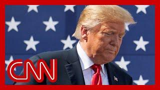 Trump says he believes coronavirus will just disappear