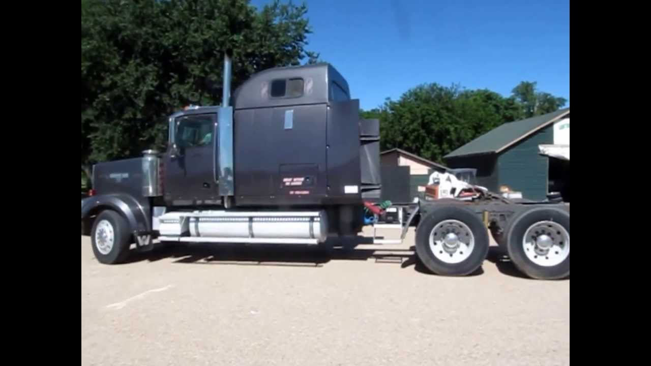 hight resolution of 1997 western star 4964ex semi truck for sale sold at auction july 24 2013
