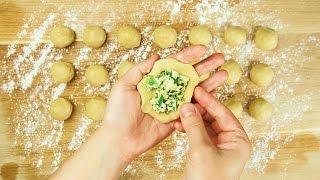 Пирожки за 5 минут - Рецепты от Со Вкусом