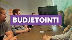 Yrityksesi tarvitsee budjetin