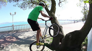 Обучение беспрепятственной езде на велосипеде в Самаре Юрий Рыбаков