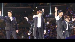 Video [KCON:LA 2015] Super Junior - 트윈스 (Twins) download MP3, 3GP, MP4, WEBM, AVI, FLV Juni 2018