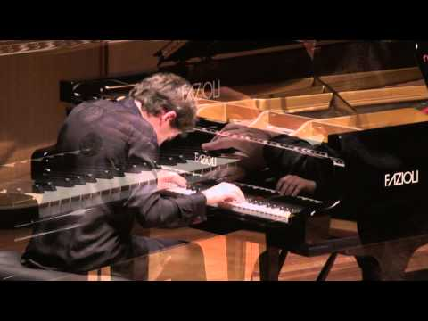 Boris Giltburg performs Prokofiev Sonata No. 8, Op. 84 (Queen Elizabeth Hall recital)