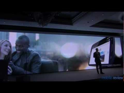 Презентация Samsung Galaxy S III в России