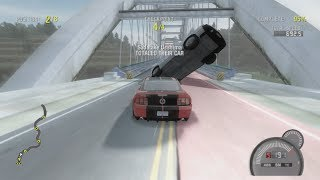 NFS Prostreet Ep 12 High Speed - GT500 = Totalled