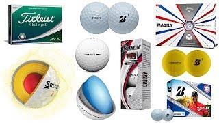 Best new golf balls for 2019 season