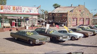 #1140 USED CARS - Kurt Russell - Filming Locations - Jordan The Lion Daily Travel Vlog (9/20/19)