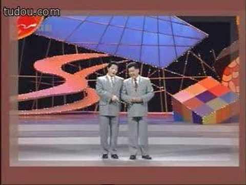上海滑稽-吃的学问(shanghai stand-up comedy