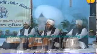 Bhai Harjot Singh Zakhmi - Adutti Gurmat Sangeet Sammelan (18th Nov