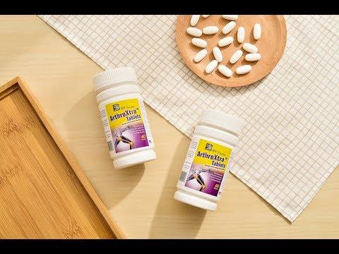 ArthroXtra™ Tablets : Glucosamine Supplement for Bone Health   BF Suma