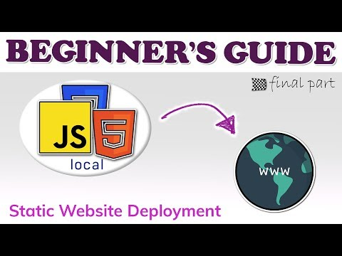Deploying A Static Website | Beginner's Course | Last Part