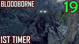 Bloodborne 1st Timer Walkthrough - Part 19 - Hemwick Charnel Lane