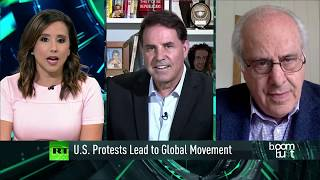 US Protests Gain Steam & Trump's Trade Action