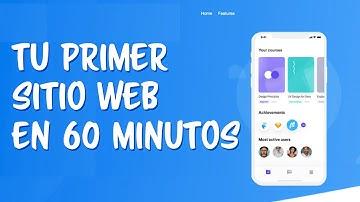 CURSO HTML Y CSS PARA PRINCIPIANTES 2020