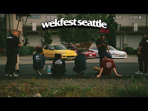 Wekfest Seattle 2019...part 1