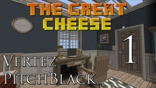 [#1] Minecraft - Vertez & PitchBlack - The Great Cheese - Adventure