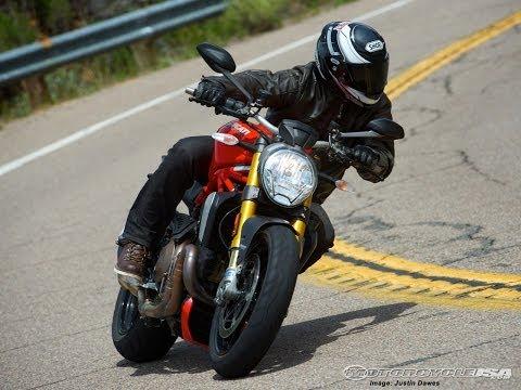 2014 Ducati Monster vs KTM 1290 Super Duke Part 1 - MotoUSA