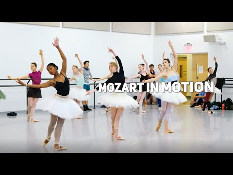 Pittsburgh Ballet Theatre Presents 'Mozart in Motion'
