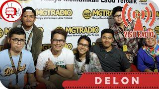 Delon - Visit Radio - Bandung Jawa Barat - NSTV - TV Musik Indonesia