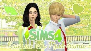 The Sims 4 Create a Sim | Anime Character | Kaichou Wa Maid Sama | Misaki Ayuzawa and Takumi Usui