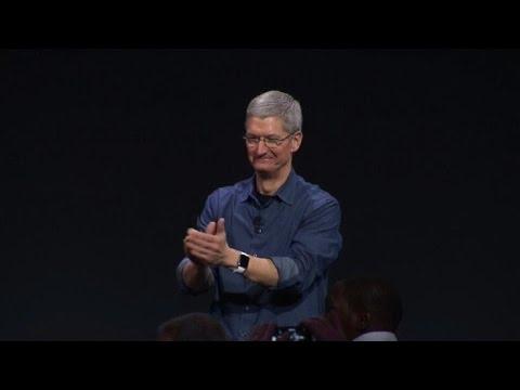 """El jefe de Apple, un """"orgulloso"""" gay"""