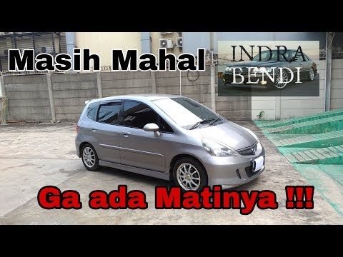 Review Mobil Bekas, Honda Jazz VTEC Matic Th 2006 Facelift