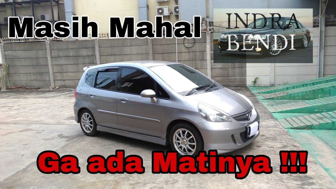 Review Mobil Bekas Honda Jazz Vtec Matic Th 2006 Facelift Youtube