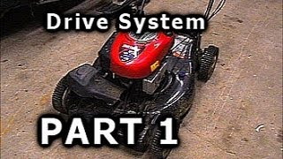 6.75 Craftsman Self Propelled Mower Drive Problems: PART 1 of 2 thumbnail