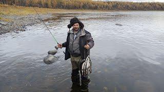 Рыбалка в горах с Лёхой.День первый часть 2-я..