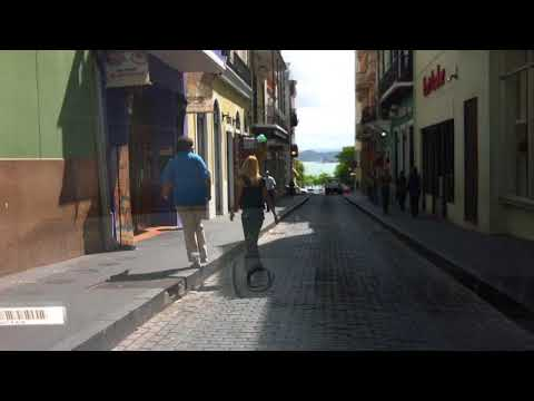 The Streets of Old San Juan a Driving Tour Puerto Rico