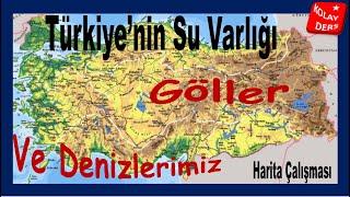 Download Video Türkiye'nin Su Varlığı / 10.Sınıf Coğrafya / Denizlerimiz ve Göllerimiz MP3 3GP MP4