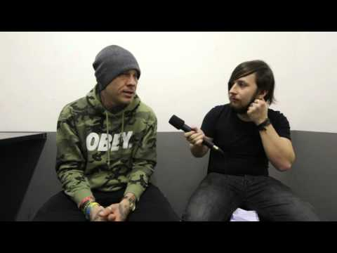 WDC Interview - Hollywood Undead (2016)