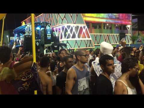 Baiana System - Invisivel - Barra Ondina - Carnaval 2017