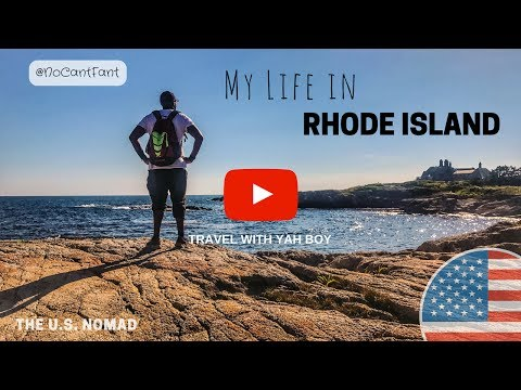 My Life in Rhode Island