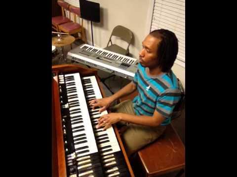 Organ talk & worship music in Ab